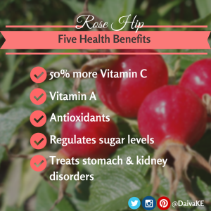 Rose Hip (Super Food)