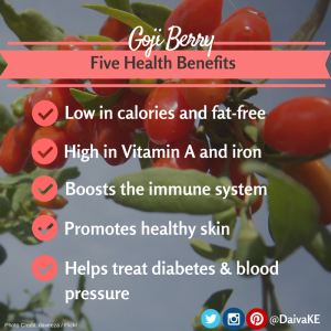 Goji Berry (Super Food)
