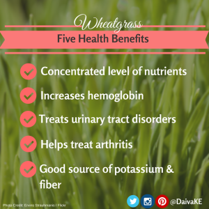 Wheatgrass (Super Food)